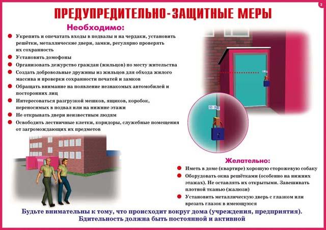 Инструкция Заместителя Директора Антитеррористической Защищенности - фото 2
